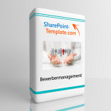 SharePoint Bewerbermanagement