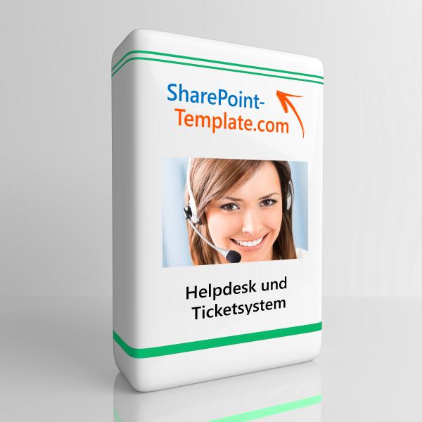 SharePoint Helpdesk und Ticketsystem