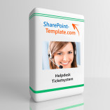 SharePoint Helpdesk Ticketsystem