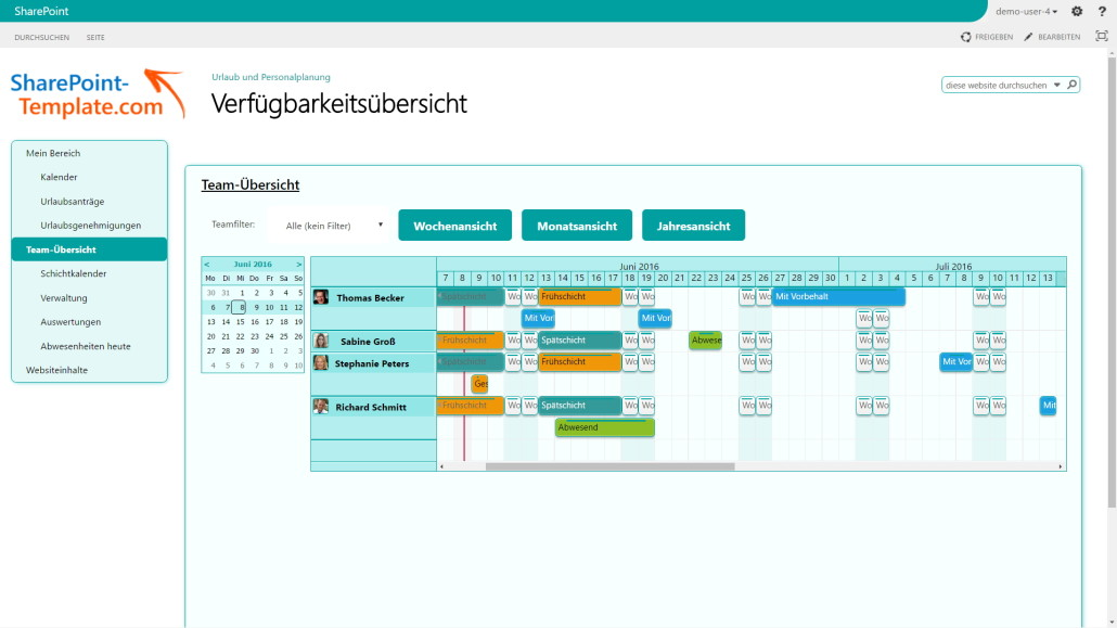 Screenshot koellisch toolkit 5.0 Scheduler
