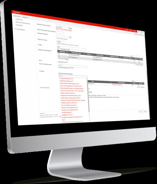 SharePoint Erweiterte Spaltentypen