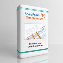 SharePoint Urlaubsplanung