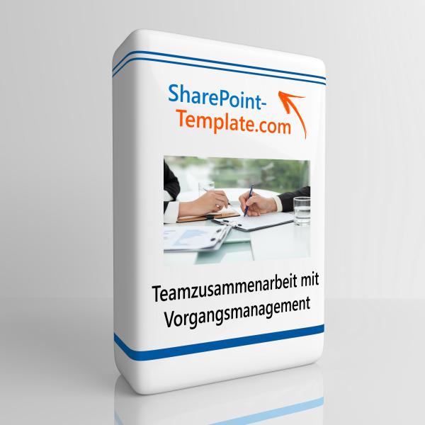 SharePoint Vorgangsmanagement