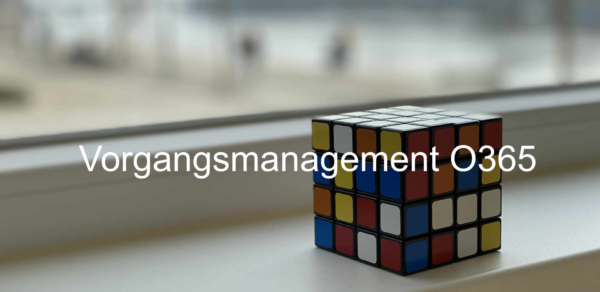 Vorgangsmanagement für Office 365