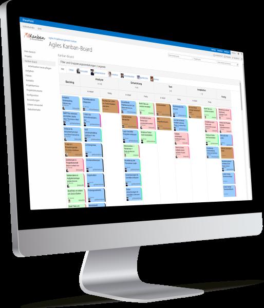 SharePoint Agiles Projektmanagement mit Kanban