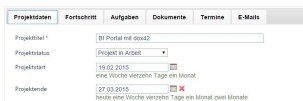 SharePoint Reiter Funktion