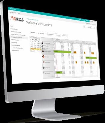 SharePoint Urlaubsplanung und Personalplanung